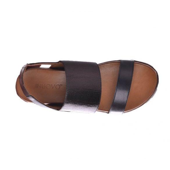 Inuovo női szandál - 110006  black