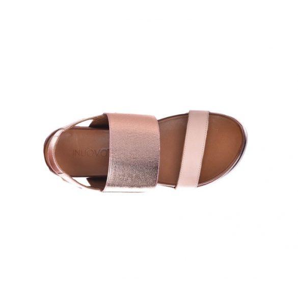 Inuovo női szandál - 110006 blush
