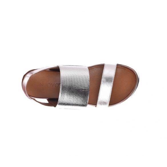 Inuovo női szandál - 110006 silver