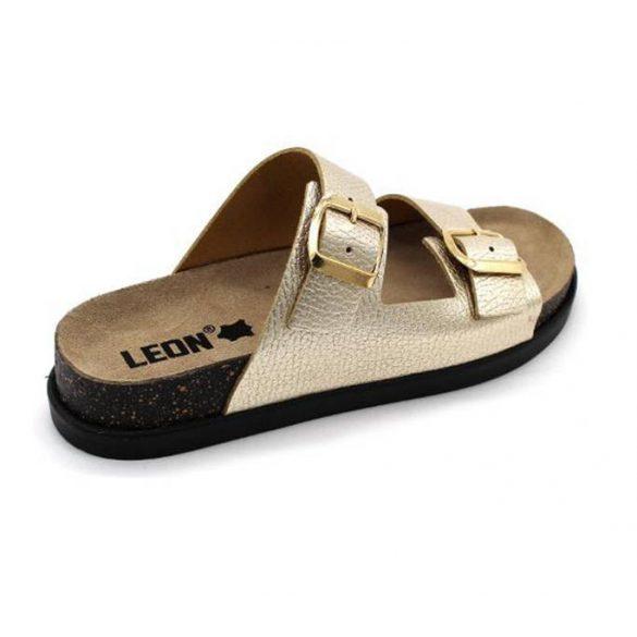 Leon Comfort női papucs - 1220 Arany