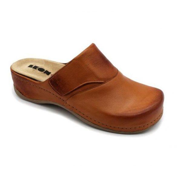 Leon Comfort női papucs - 2019 Barna