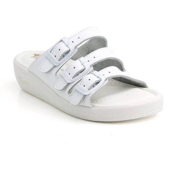 Batz női papucs - 3BCS Fehér