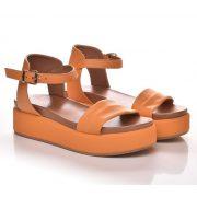 Inuovo női szandál - 484003 Orange
