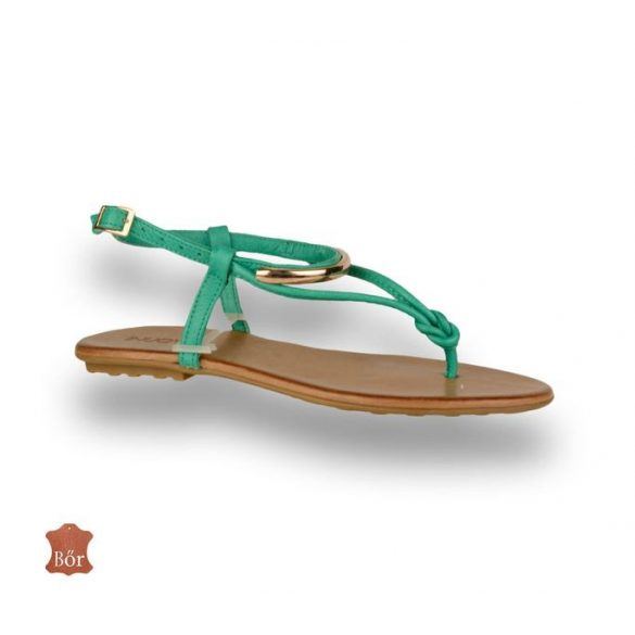 Inuovo női szandál - 5244 Green