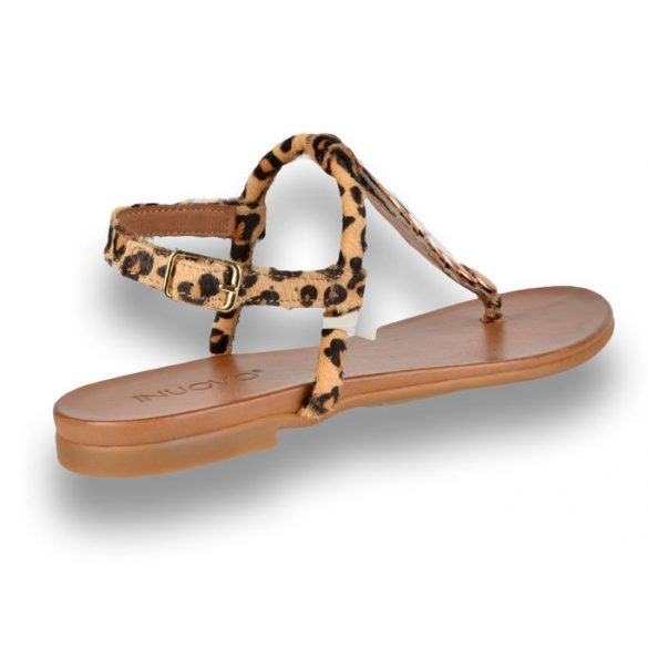 Inuovo női szandál - 5292 Classic Leopard