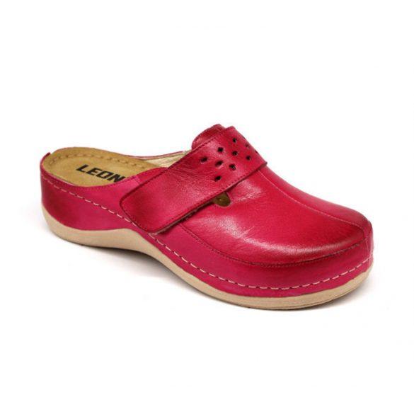 Leon Comfort női papucs - 902 pink