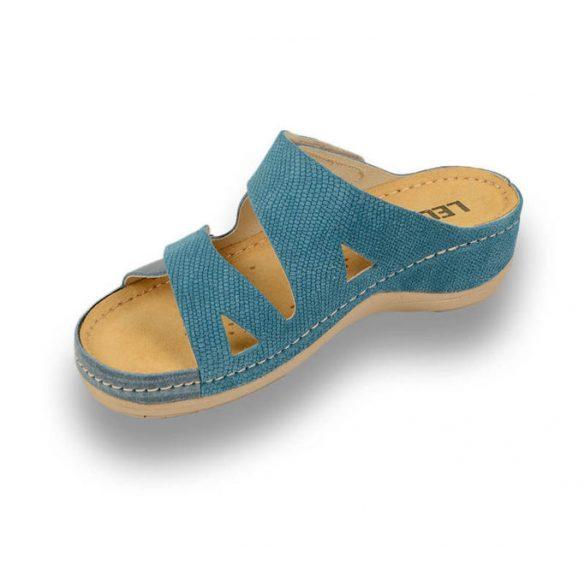 Leon Comfort női papucs - 907 Kék