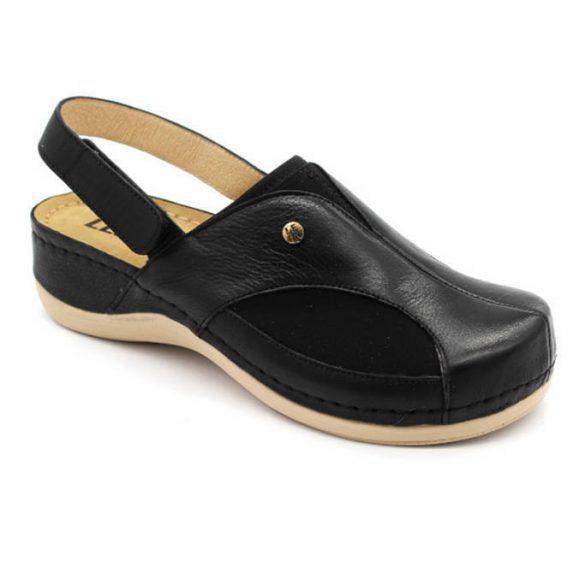 Leon Comfort női szandál - 913 Fekete