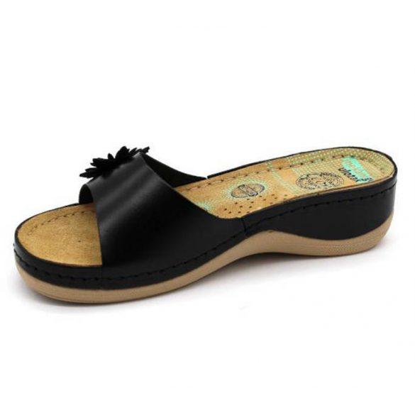 Leon Comfort női papucs 915 Fekete