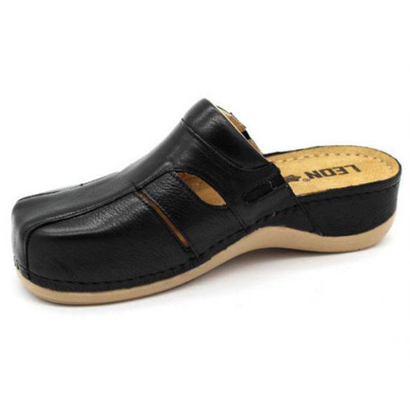 Leon Comfort női papucs - 925 Fekete