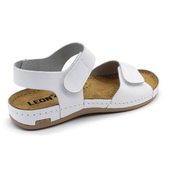 Leon Comfort női szandál - 963 Fehér