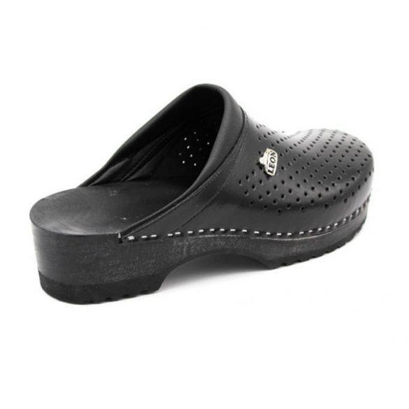 Leon Comfort női papucs - B2 Fekete