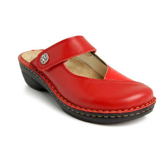 Batz női papucs Bali piros Női cipő webáruház Női cipő